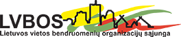 LVBOS logotipas