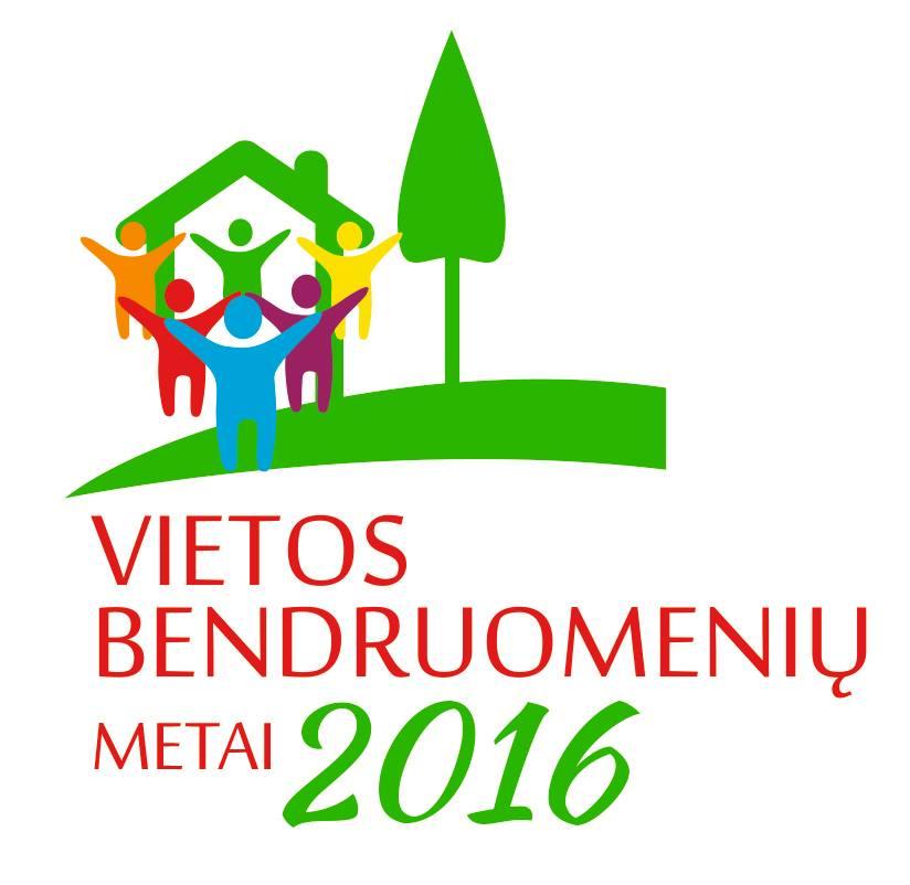 Vietos bendruomenių metų uždarymas 2016
