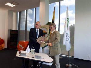 Vilniaus bendruomenių asociacijos sutartis su M. Romerio universitetu