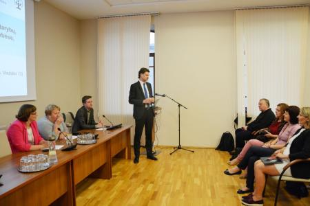 Lietuvos savivaldybių nevyriausybinių organizacijų (NVO) tarybų konferencija SADM