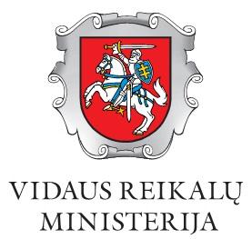 VRM konkursas: už geriausią nusikaltimų prevencinį projektą ar iniciatyvą