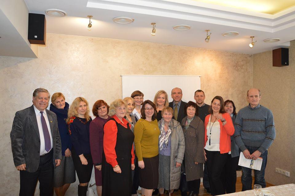 Susitikimas su Panevėžio bendruomenių organizacijomis