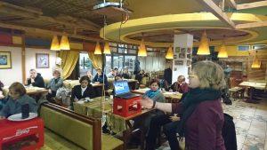 Medinės architektūros paveldo išsaugojimo seminaras Vilniuje