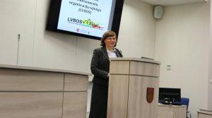 Susitikimas su Klaipėdos miesto bendruomenių organizacijomis
