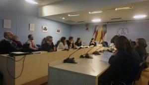 Vilniaus bendruomenių ir UNESCO ir ICOMOS ekspertų susitikimas