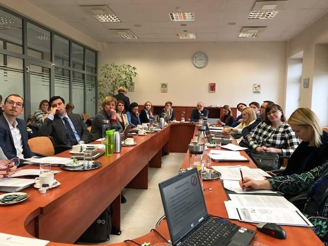 NVO Tarybos posėdis