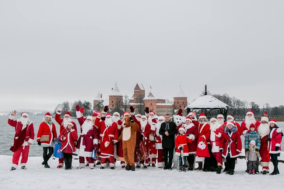Pagėgių Kalėdų senelių maršrutai