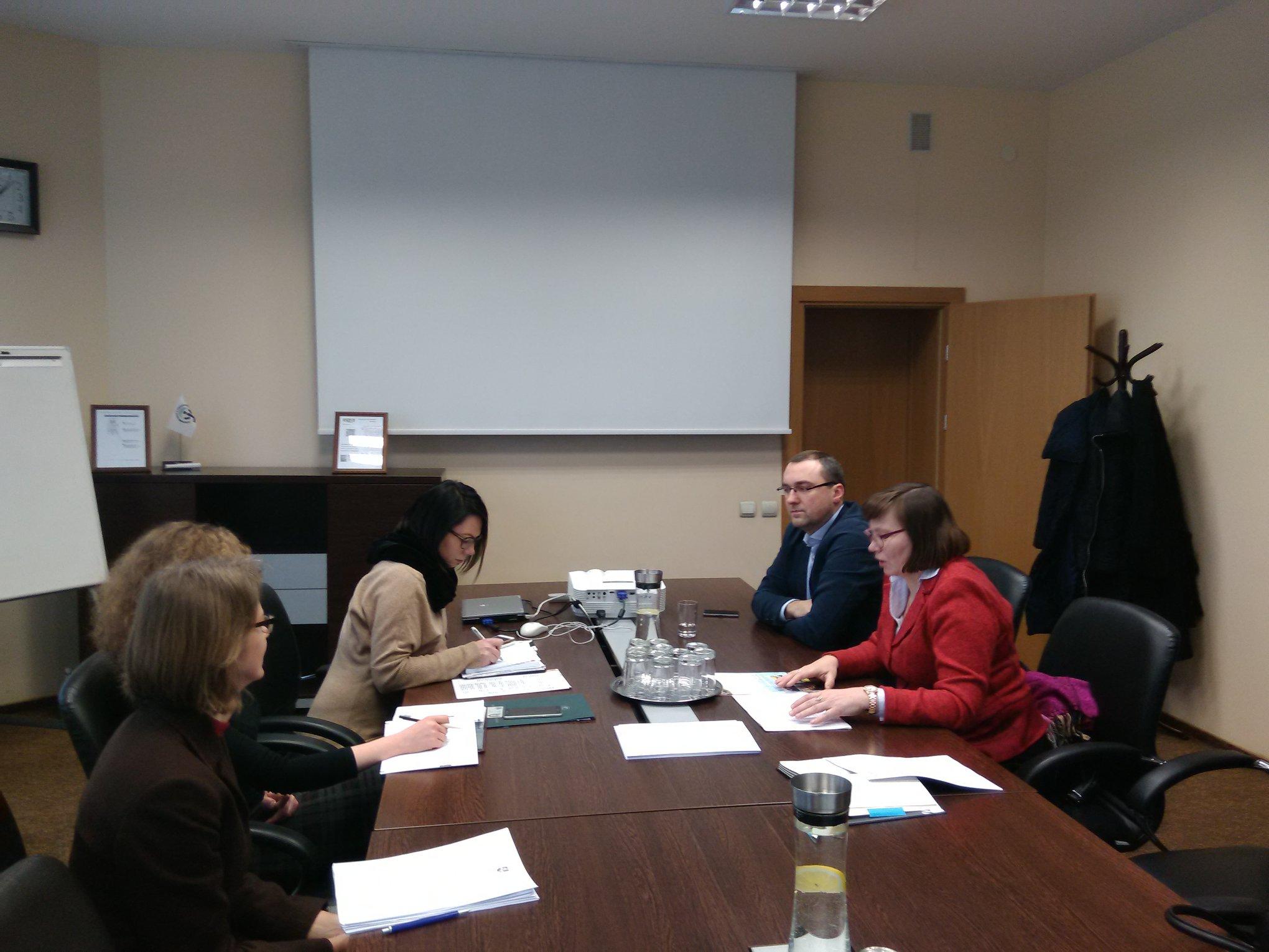 Susitikimas dėl Sodros įmokų taikymo vietos bendruomenėse