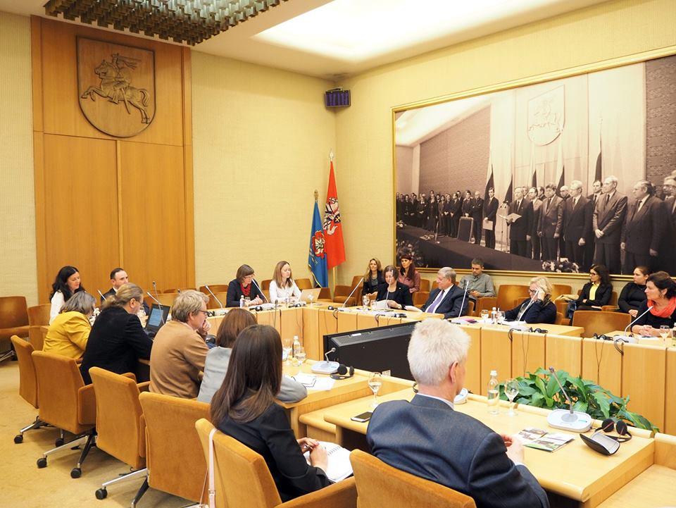Forumas apie visuomenės dalyvavimo vaidmenį svarstant kultūros paveldą