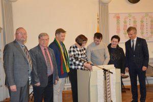 Lietuvos ir Vokietijos bendruomenės tiesia bendradarbiavimo tiltus