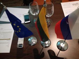 Skelbiama Lietuvos ir Rusijos bendradarbiavimo per sieną programa