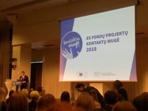 11-oji ES fondų Kontaktų mugė