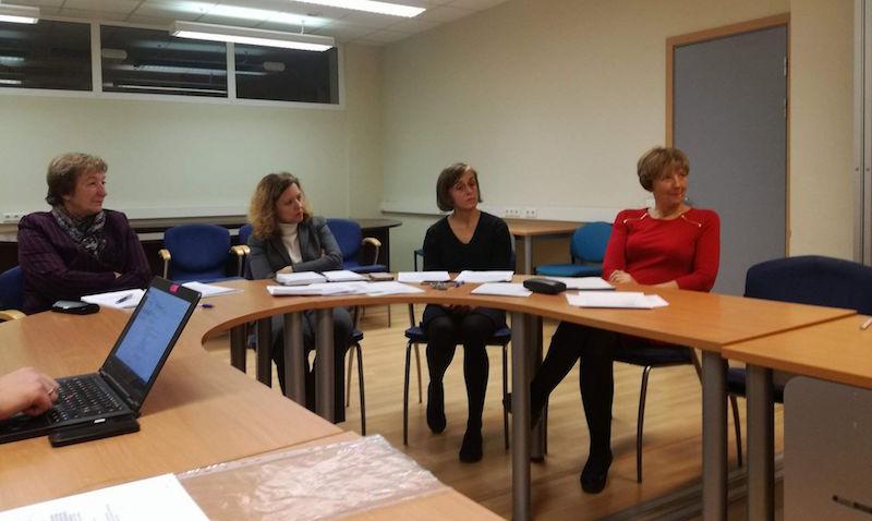Susitikimas LR Finansų ministerijos Audito apskaitos ir nemokumo valdymo departamente