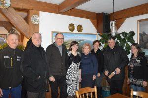 Susitikimas su Klaipėdos krašto vietos bendruomenių atstovais