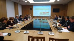 NVO koalicijos susitikimas su Seimo Pilietinės visuomenės plėtros grupės nariais