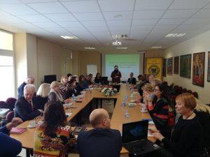 Lietuvos kaimo bendruomenių sąjungos ataskaitinis susirinkimas
