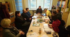 LVBOS tarybos posėdis