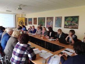 Įvyko Lietuvos kaimo bendruomenių sąjungos visuotinis susirinkimas