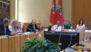 Diskusija Seime apie Vietos bendruomenių inicijuotos veiklos programos eigą