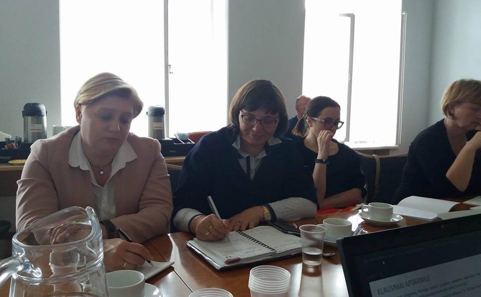 EEE finansinio mechanizmo Kultūros programos 2014-2021 m. koordinacinis susitikimas