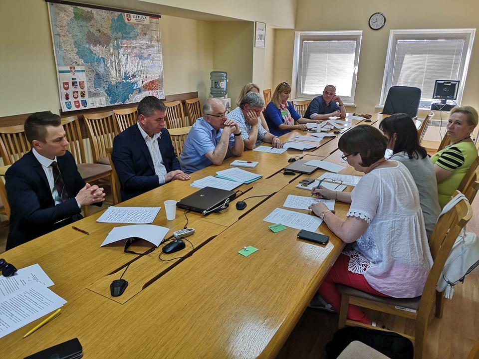 Bendruomenių plėtros įstatymo projekto svarstyme
