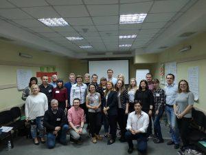 LVBOS ir Ukrainos bendro projekto pirmieji susitikimai