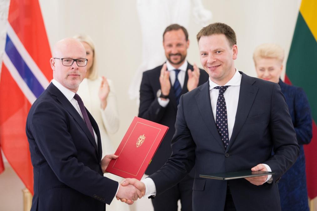 Lietuvai skirta 117 mln. eurų Norvegijos ir EEE investicijų