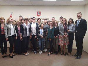 Lietuvos – Ukrainos jaunųjų lyderių akademijos rezultatai