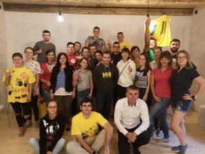 Lietuvos ir Ukrainos jaunųjų lyderių akademijoje