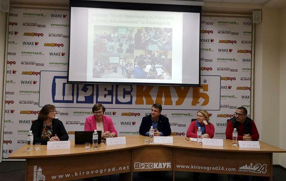 Lietuvos – Ukrainos projekto spaudos konferencija