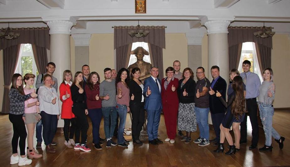 Baigėsi LVBOS – Ukrainos projektas