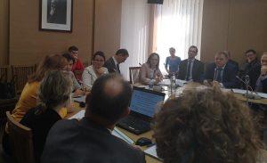 Apskritojo stalo diskusija dėl naujo lobistinės veiklos reguliavimo įstatymo