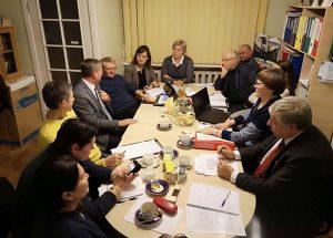 LVBOS išplėstinis tarybos posėdis