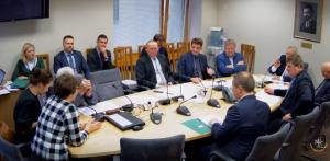 Kaimo reikalų komitete svarstytas Vietos bendruomenių įstatymo projektas