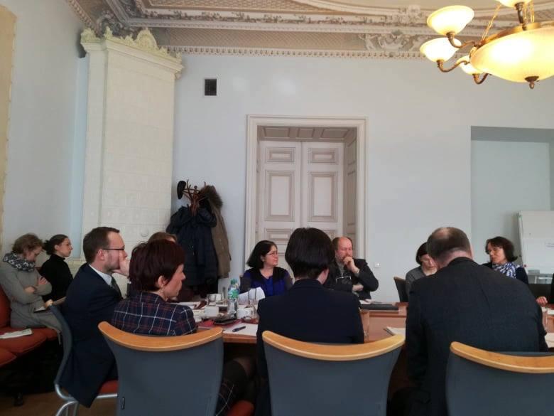 Konsultacijos dėl Kultūros strategijos 2030 projekto
