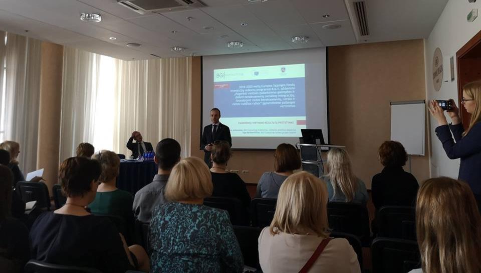 VRM renginys, skirtas vietinių įsidarbinimų galimybių ir bendruomenių socialinės integracijos gerinimui