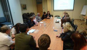 Projektų konsultacijos ESF agentūroje