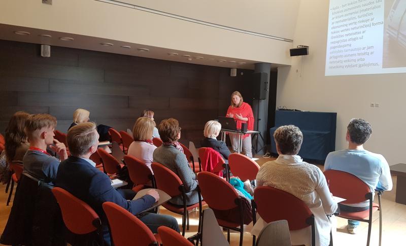 Viešųjų ir privačiųjų interesų derinimo mokymai Klaipėdoje