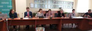 Nacionalinės NVO tarybos posėdis