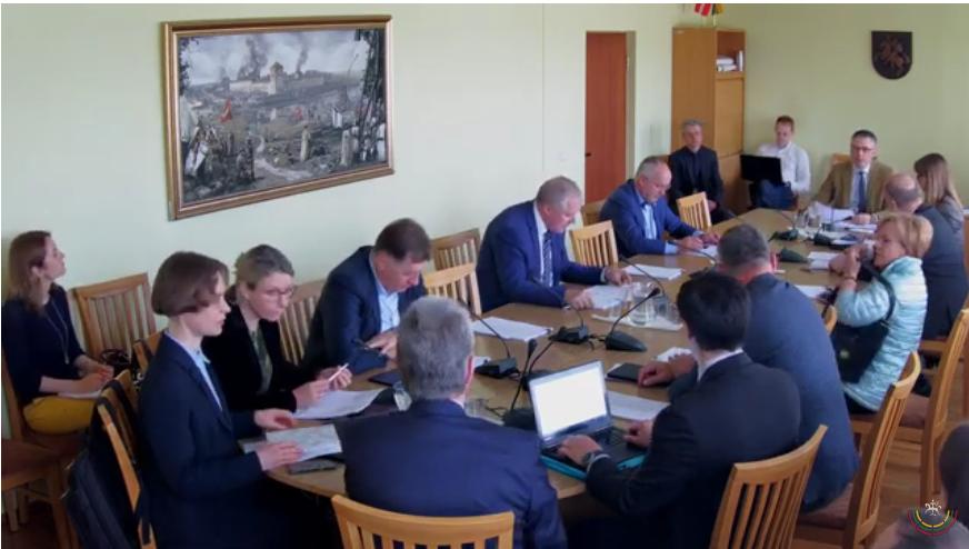 Seime svarstomas LR Lobistinės veiklos įstatymo pataisos