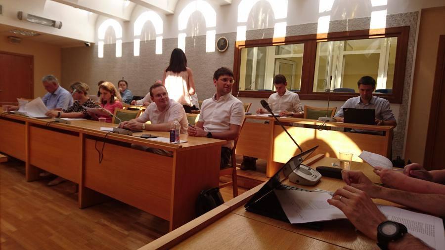 Lobistinės veiklos įstatymo pakeitimo projekto klausymai Seime