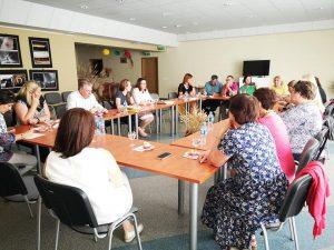 Diskusijos kaimo bendruomenėse