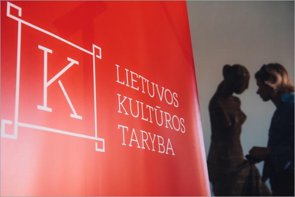 Dėl LR Kultūros tarybos finansavimo programos
