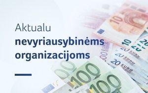 Nauji sprendimai: kas galės pasinaudoti subsidijomis paskelbus prastovą?
