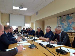 VVSK svarstė Tiesioginių seniūnų rinkimų įstatymo projektą