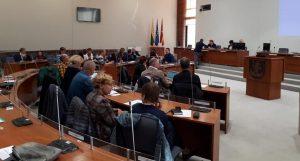 Vilniečiai išrinko atstovus į bendruomenių organizacijų tarybą