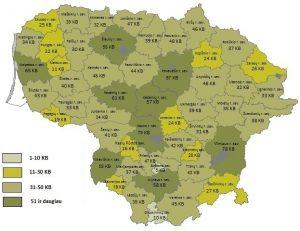 Read more about the article Lietuvos kaimo bendruomeninių organizacijų ir jas vienijančių sąjungų informacinė bazė