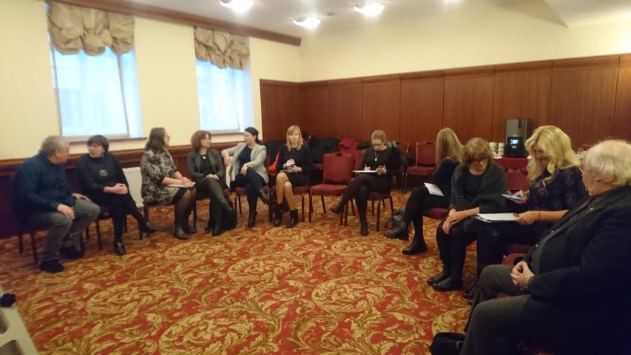 Diskusija apie bendruomenių plėtrą ir savanorystę