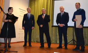 Read more about the article LVBOS pirmininkas dalyvavo Jurbarko rajono bendruomenių sueigoje