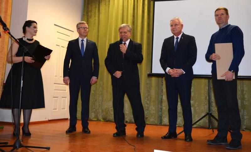 LVBOS pirmininkas dalyvavo Jurbarko rajono bendruomenių sueigoje
